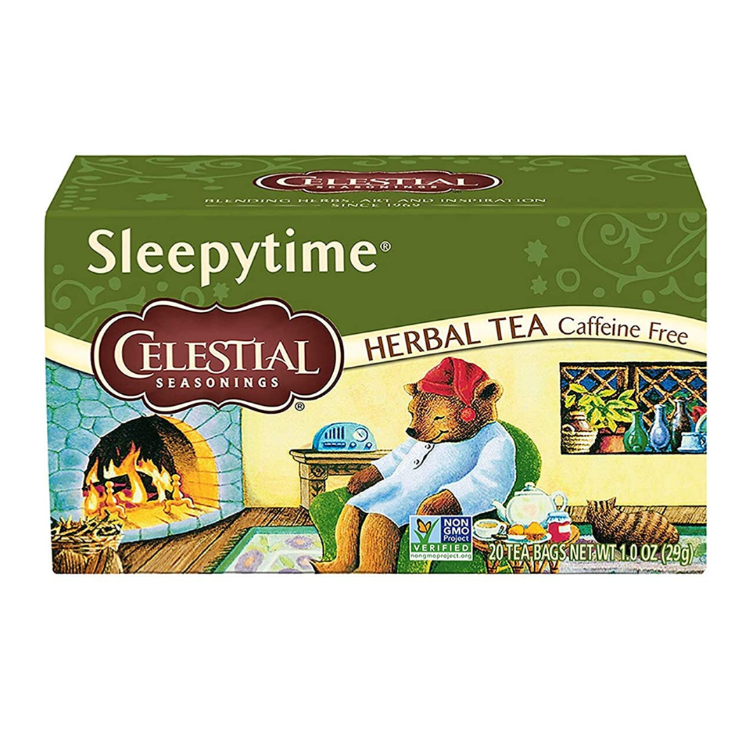 3. Celestial Seasonings Herbal Tea, Sleepytime