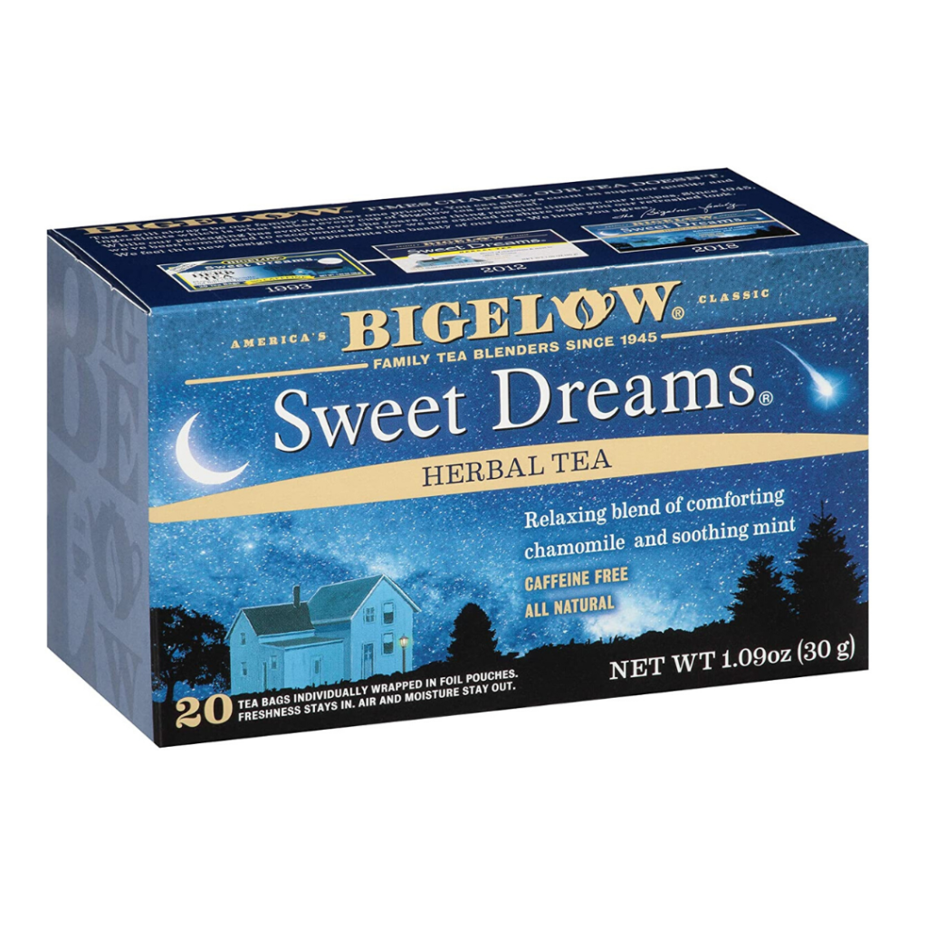Bigelow Sweet Dreams Herbal Tea